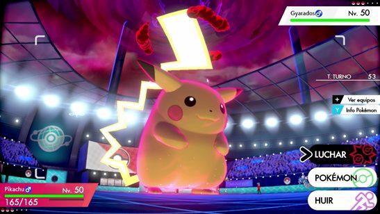 Pikachu Gigamax