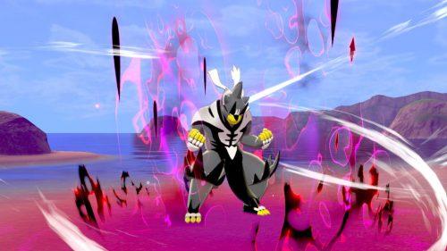 Single Strike Style Urshifu using Wicked Blow